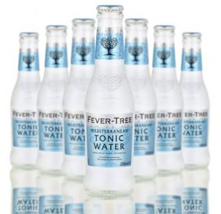 Fever Tree Mediterranean Tonic Water (24 x 200ml)