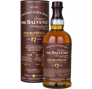 The Balvenie Doublewood  17 Years Old