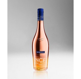 Martell NCF: Non Chill-Filtered Cognac