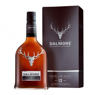 The Dalmore 12 Years Old Sherry Cask Select 700ml