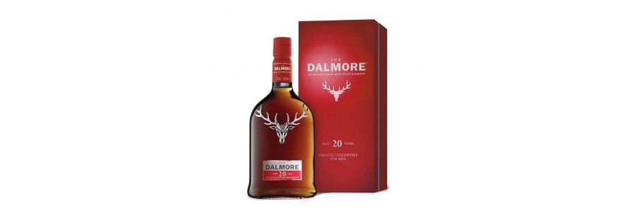 The Dalmore 20 years old