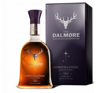 The Dalmore Constellation 1969 Cask 1