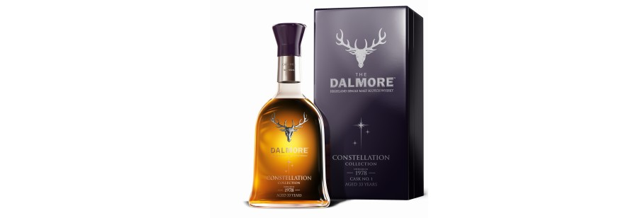 The Dalmore Constellation 1978 Cask 1