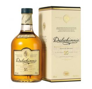Dalwhinnie 15 years