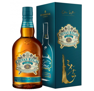 Chivas Regal Mizunara Whisky