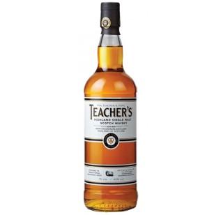 Teacher's Single Malt